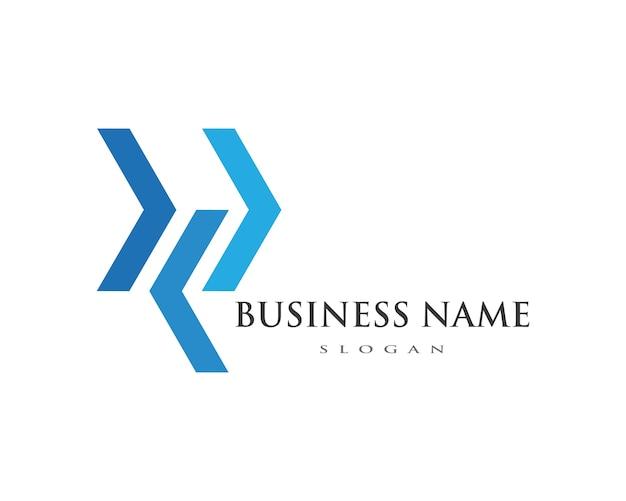 Logo firmy h letter