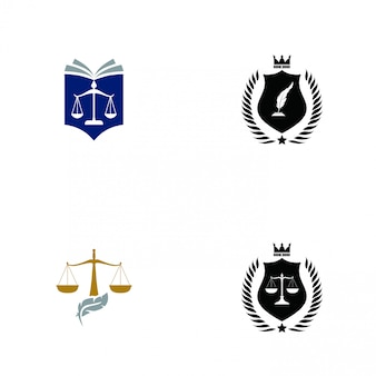 Logo firmy prawniczej