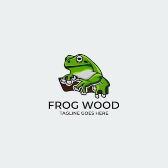 Logo frog design