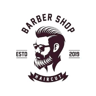 Logo fryzjera