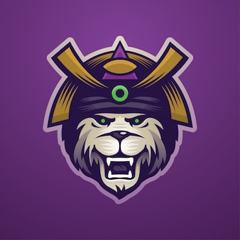 Logo gier bear esport
