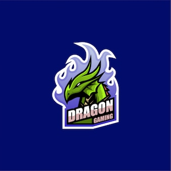 Logo gier dragon