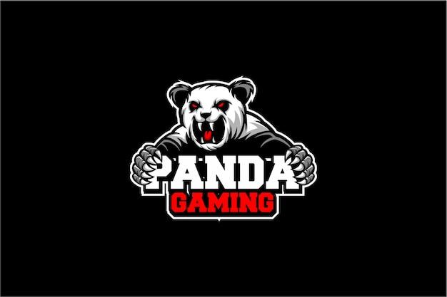 Logo gier panda