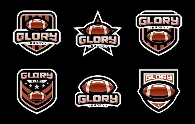 Logo glory rugby sport