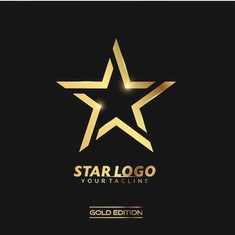 Logo gold star