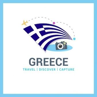 Logo grecja travel