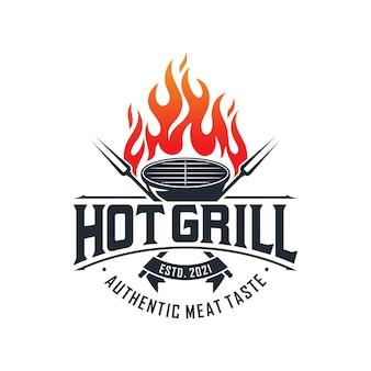Logo grilla do grilla