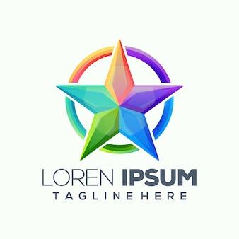 Logo gwiazdy