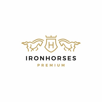 Logo herbu konia