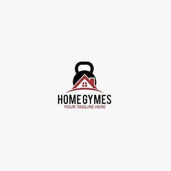 Logo home gym