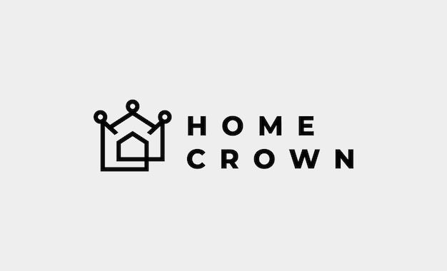 Logo home king royal