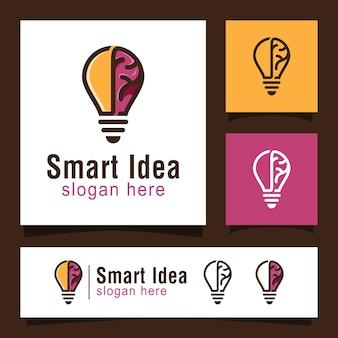 Logo inteligentnego pomysłu