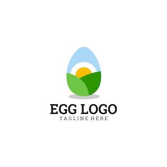 Logo jajka