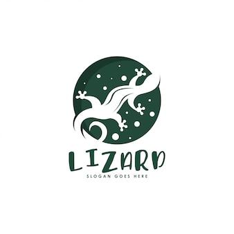 Logo jaszczurki