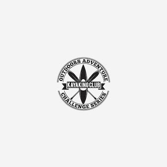 Logo kajakarstwa