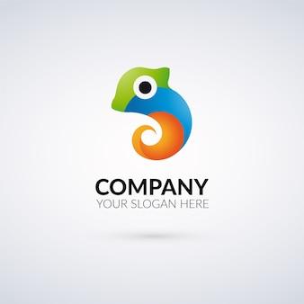 Logo kameleona