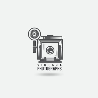 Logo kamery retro