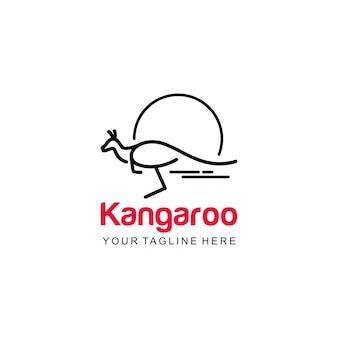 Logo kangaroo