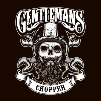 Logo kierowcy dżentelmenów