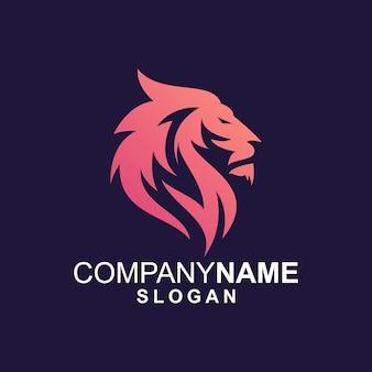Logo king liona