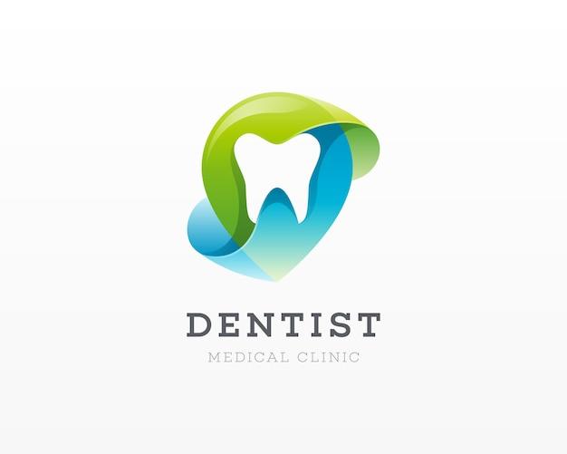 Logo kliniki dentystycznej
