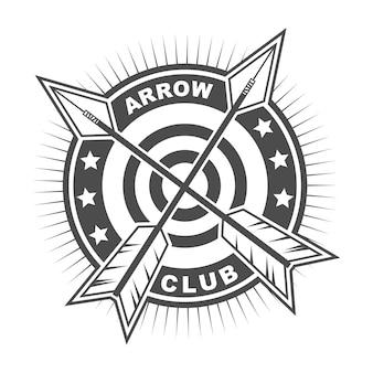 Logo klubu arrow