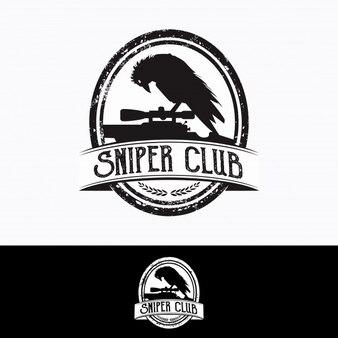 Logo klubu snajperskiego