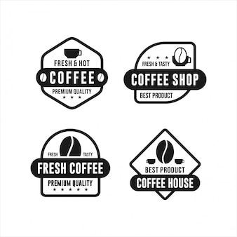 Logo kolekcji kawiarni