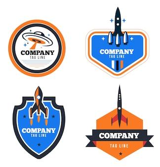 Logo kosmiczne