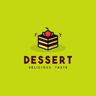 Logo kreatywnych deserów