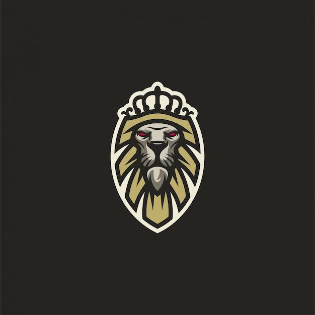 Logo króla lwa