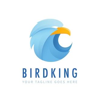 Logo króla ptaków