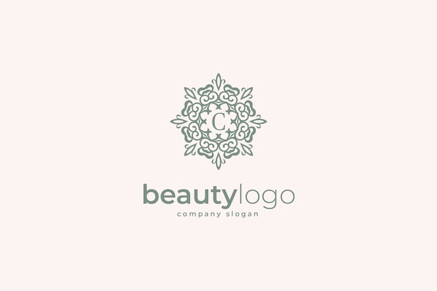 Logo królewskiego piękna