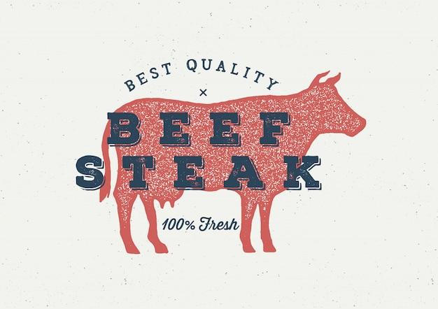 Logo krowy