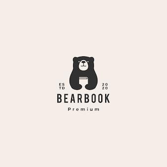 Logo książki niedźwiedzia
