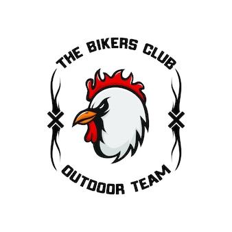 Logo kurczaka