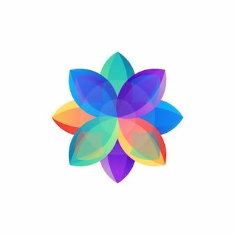 Logo kwiatka