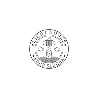 Logo latarni morskiej
