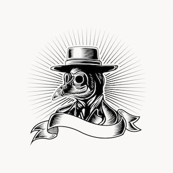 Logo lekarza zarazy