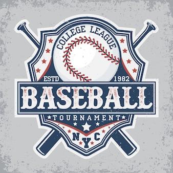 Logo ligi baseballowej