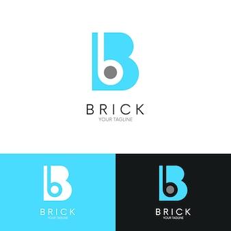 Logo, litera początkowa b