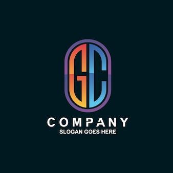 Logo litery g i c