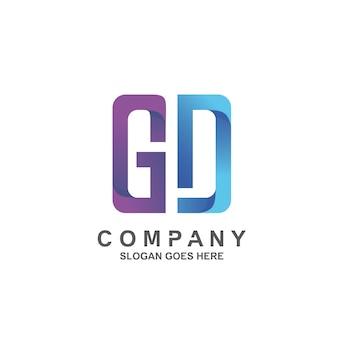 Logo litery g i d