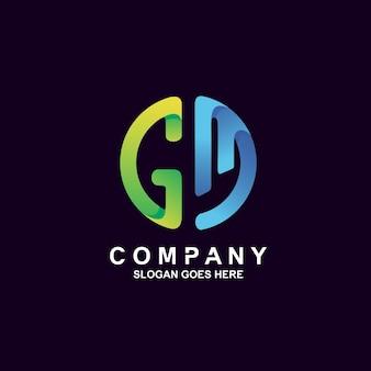 Logo litery g i m
