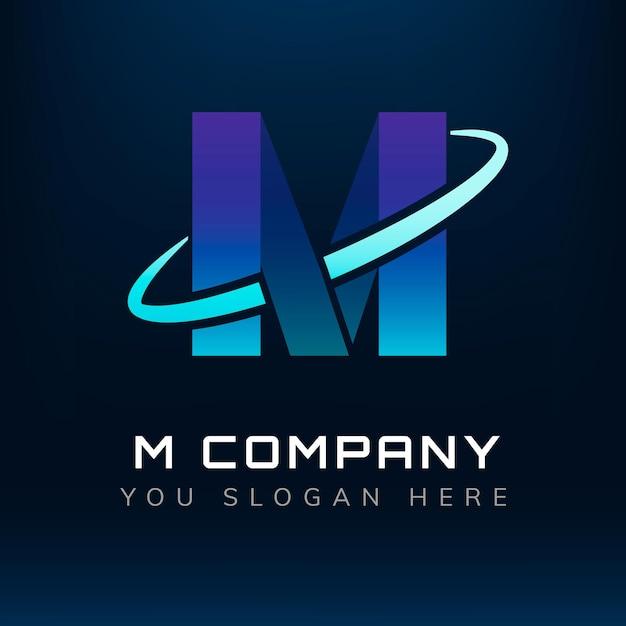 Logo litery m