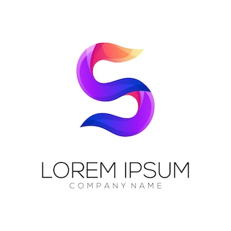 Logo litery s.
