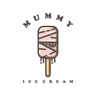 Logo lody mumii