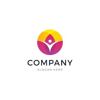 Logo lotus life