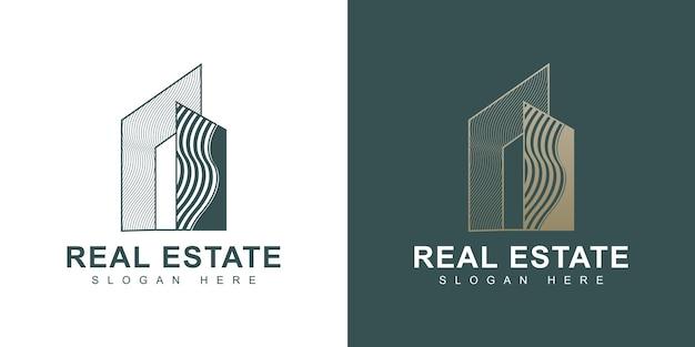 Logo luksusowej nieruchomości