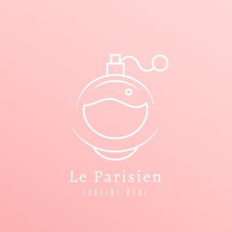 Logo luksusowych perfum